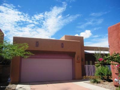 Tucson Rental For Rent: 5140 E Calle Vista De Colores