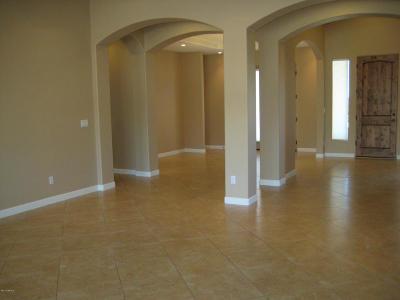 Tucson Rental For Rent: 6123 E Hawks Nest Place