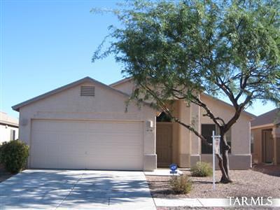 Tucson Rental For Rent: 4339 E Ocotillo Desert Trail