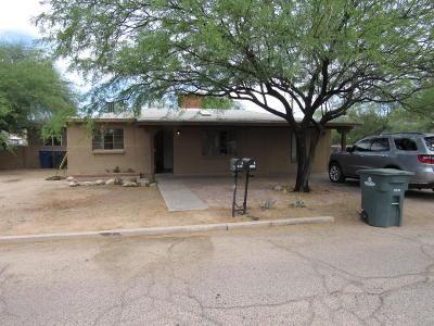 Tucson Rental For Rent: 2931 N Mitch Drive #1