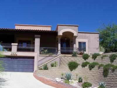 Tucson Rental For Rent: 4251 N Summer Set Drive