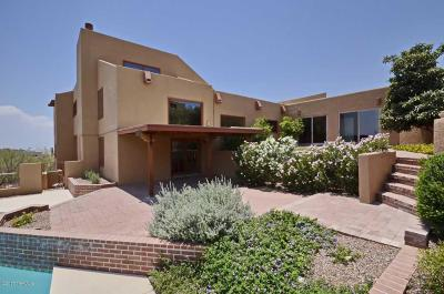 Tucson AZ Single Family Home For Sale: $580,000