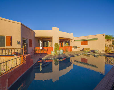 Bellas Catalinas Estates (1-93) Single Family Home For Sale: 4519 N Via Bellas Catalinas