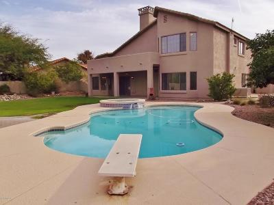 Oro Valley Single Family Home For Sale: 12811 N Meadview Way