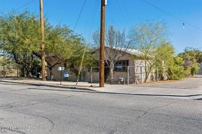 Tucson Single Family Home For Sale: 2525 S 8th Avenue