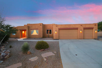 Vail Single Family Home Active Contingent: 14120 E Whispering Ocotillo Place