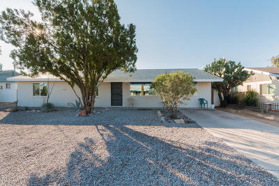 Tucson Single Family Home For Sale: 6022 E 23rd Street
