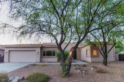 Oro Valley AZ Single Family Home Active Contingent: $350,000