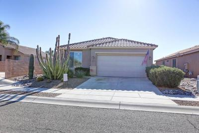 Continental Ranch Sunflower Single Family Home For Sale: 8003 W Greensleeves Way