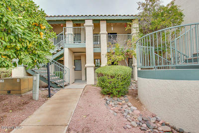 Pima County, Pinal County Condo Active Contingent: 7668 E 22nd Street #74