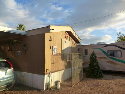 Pima County Manufactured Home For Sale: 4732 N Iroquois Avenue