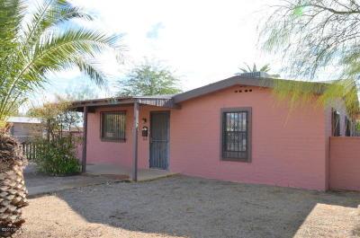 Single Family Home For Sale: 1062 E Glenn Street