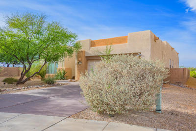 Tucson Single Family Home Active Contingent: 7982 W Hawk Eagle Court