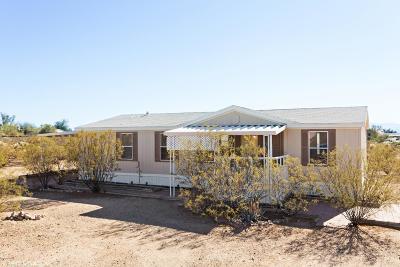Catalina, Corona De Tucson, Green Valley, Marana, Oro Valley, Sahuarita, South Tucson, Tucson, Vail Manufactured Home Active Contingent: 12041 W Pajaro Verde