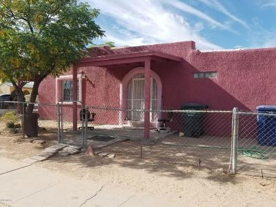 Tucson Residential Income For Sale: 300 W 30th Street
