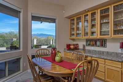 Single Family Home For Sale: 5350 N Sabino View Place