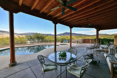Vail Single Family Home Active Contingent: 15455 E Hat Creek Ranch Place