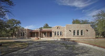 Tucson Single Family Home For Sale: 10779 E Linden Street