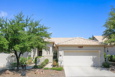 Saddlebrooke Townhouse Active Contingent: 39086 S Casual Drive