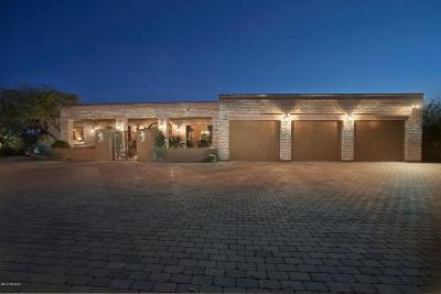 Tucson Single Family Home For Sale: 4525 N Via De La Granja