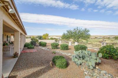 Saddlebrooke Single Family Home For Sale: 36907 S Ridgeview Boulevard