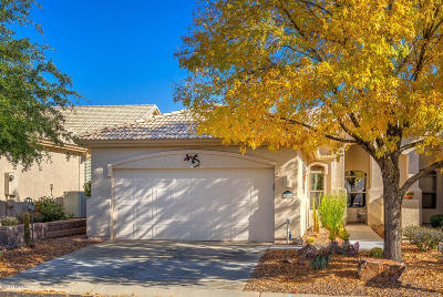Saddlebrooke Townhouse For Sale: 38905 S Casual Drive
