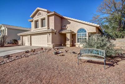 Single Family Home For Sale: 8923 N Veridian Drive