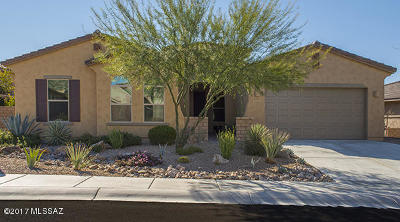 Marana Single Family Home For Sale: 6445 W Whispering Windmill Lane