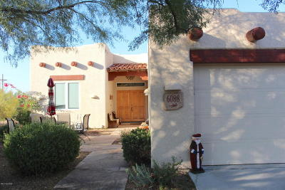 Pima County Single Family Home For Sale: 6088 W Ten Star Drive