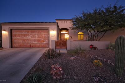 Marana Single Family Home For Sale: 4482 W Crystal Ranch Place