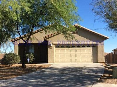 Marana Single Family Home Active Contingent: 11702 W Stone Hearth Street