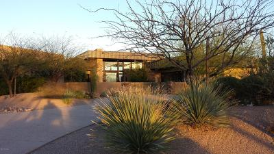 Pima County Single Family Home For Sale: 3868 N Canyon Ranch Drive