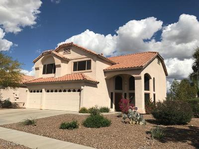 Oro Valley Single Family Home Active Contingent: 11302 N Chynna Rose Place