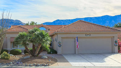 Saddlebrooke Single Family Home Active Contingent: 38115 S Rolling Hills Drive