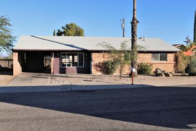 Corona de Tucson Single Family Home Active Contingent: 210 W Cn Rock Street