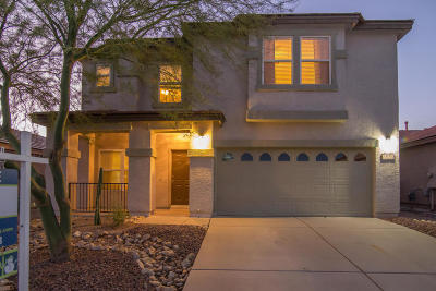 Oro Valley Single Family Home For Sale: 13213 N Deergrass Drive