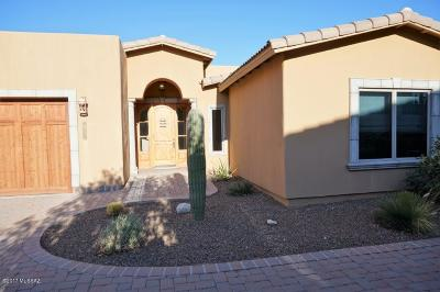 Tucson Townhouse For Sale: 7662 N Viale Di Buona Fortuna