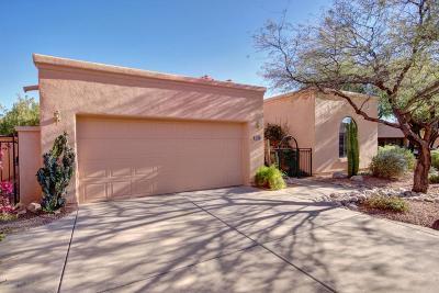 Tucson Single Family Home For Sale: 6140 N Via Del Tecaco
