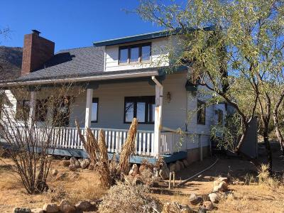 Tucson Single Family Home Active Contingent: 23765 W Dills Best Road