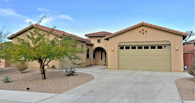Marana Single Family Home For Sale: 5450 W Thornscrub Drive