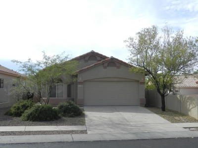 Oro Valley Single Family Home Active Contingent: 12137 N Makayla Canyon Lane
