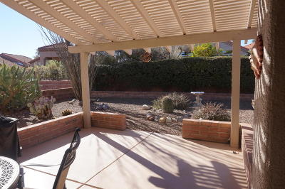 Oro Valley Single Family Home For Sale: 14093 N Trade Winds Way