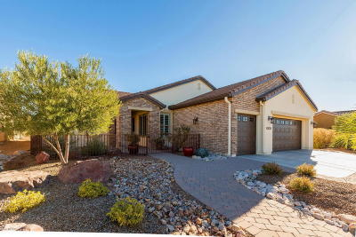 Single Family Home For Sale: 31671 S Gulch Pass Road