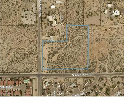Tucson Residential Lots & Land For Sale: 4950 W Linda Vista Boulevard
