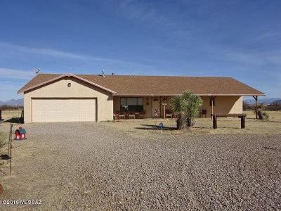 Cochise Single Family Home For Sale: 297 E Apache Way