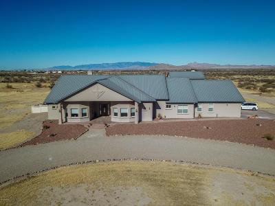 Willcox Single Family Home For Sale: 1541 W Jonnie Drive