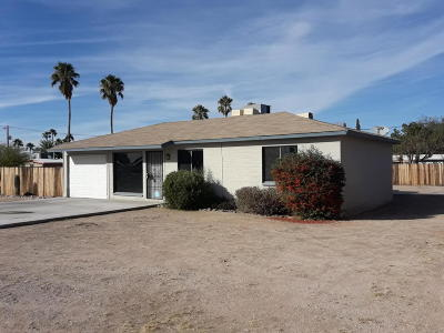 Single Family Home For Sale: 5601 E 31st Street