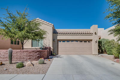 Oro Valley Single Family Home Active Contingent: 193 E Spring Sky