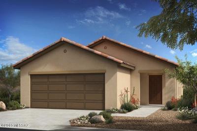 Tucson Single Family Home Active Contingent: 9605 S Trapper Ridge Drive