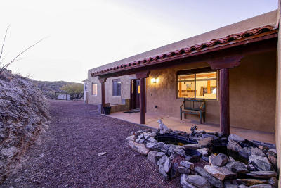 Vail Single Family Home Active Contingent: 17838 S Sonoita Highway